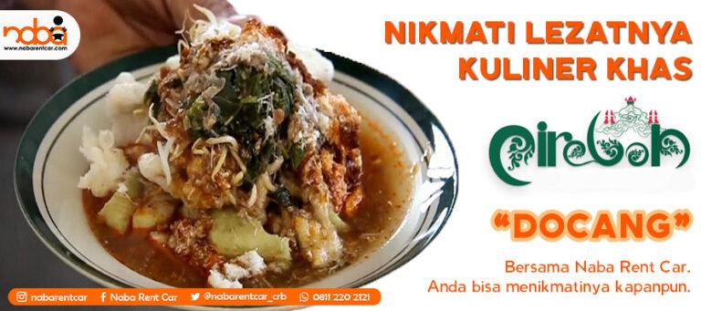 Read more about the article Nikmati Lezatnya Docang Makanan Khas Cirebon bersama NabaRentCar