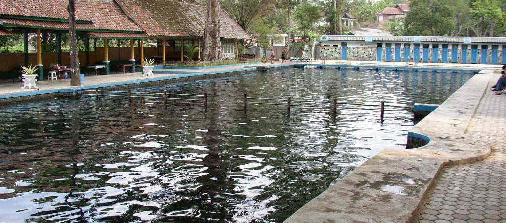 Melihat Ikan Langka di Objek Wisata Cibulan