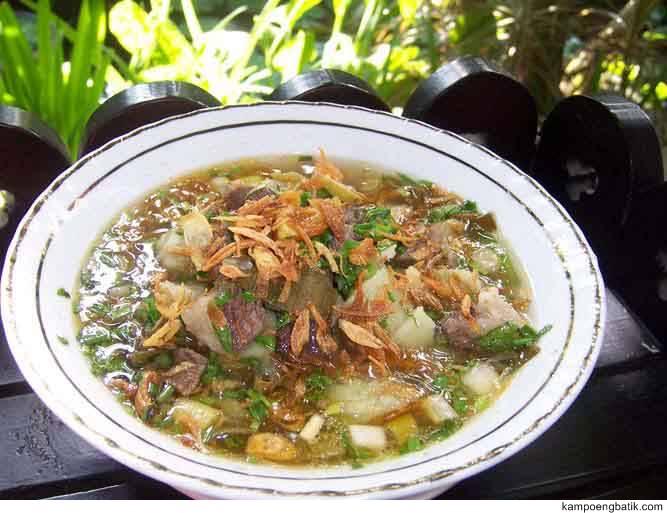 Empal Asem, Sensasi Segar Kuliner Khas Cirebon