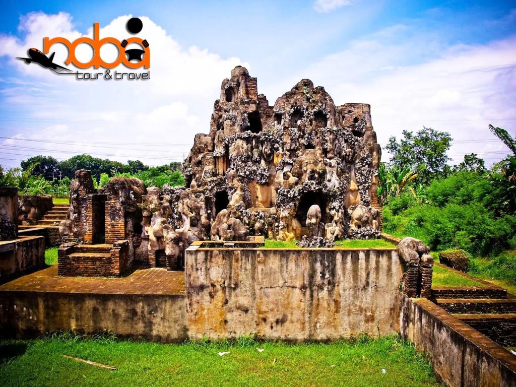 City Tour Cirebon Gua Sunyaragi