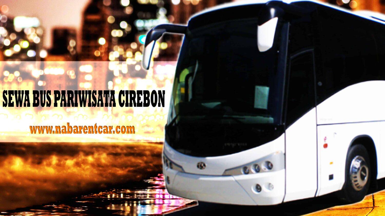 Bus pariwisata di Cirebon