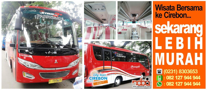 Sewa Bus Pariwisata di Cirebon