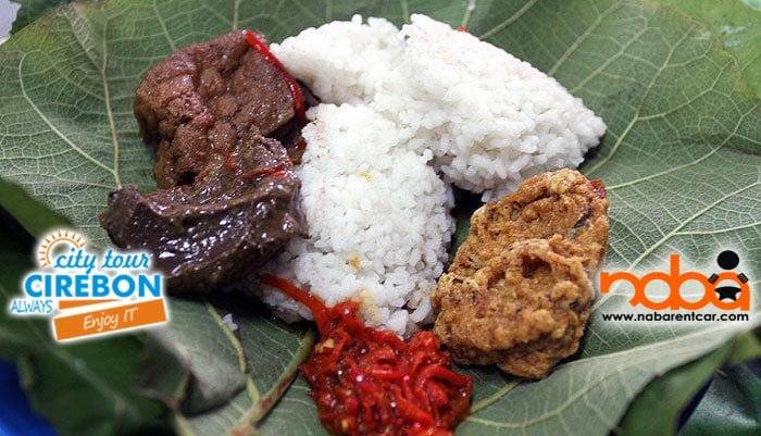 Nasi Jamblang Kuliner Khas Cirebon