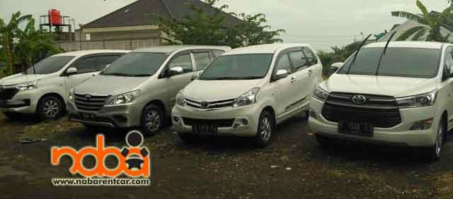 Trik Memilih Tipe Mobil pada Rental Mobil Cirebon