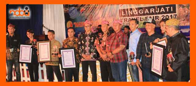 Kemeriahan Linggarjati Tour and Travel Fair sebagai Tonggak Kebangkitan Kembali Wisata Kuningan