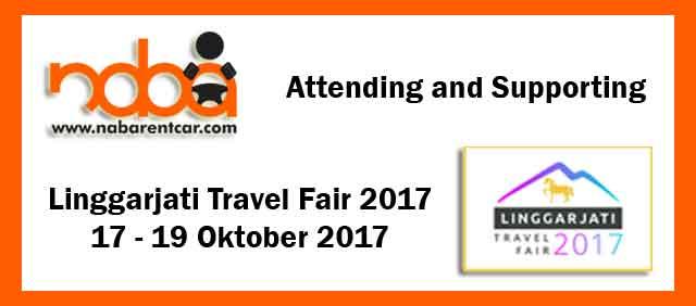 Linggarjati Travel Fair 2017 sebagai salah satu upaya untuk mengangkat wisata Kuningan dan wilayah disekitarnya
