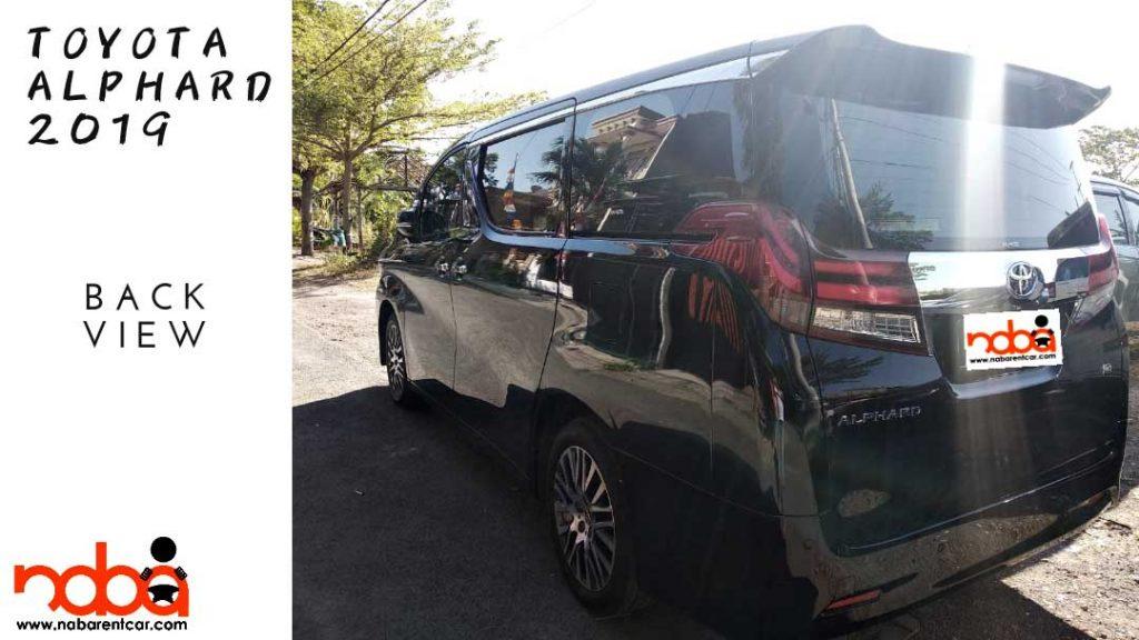 Rental Alphard Cirebon