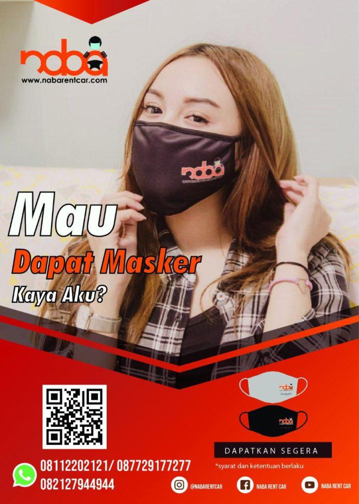 promo masker
