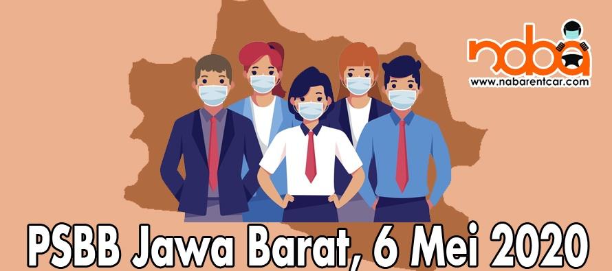 PSBB Jawa Barat Akan Segera Diberlakukan, Ini Hal Yang Harus Anda Catat