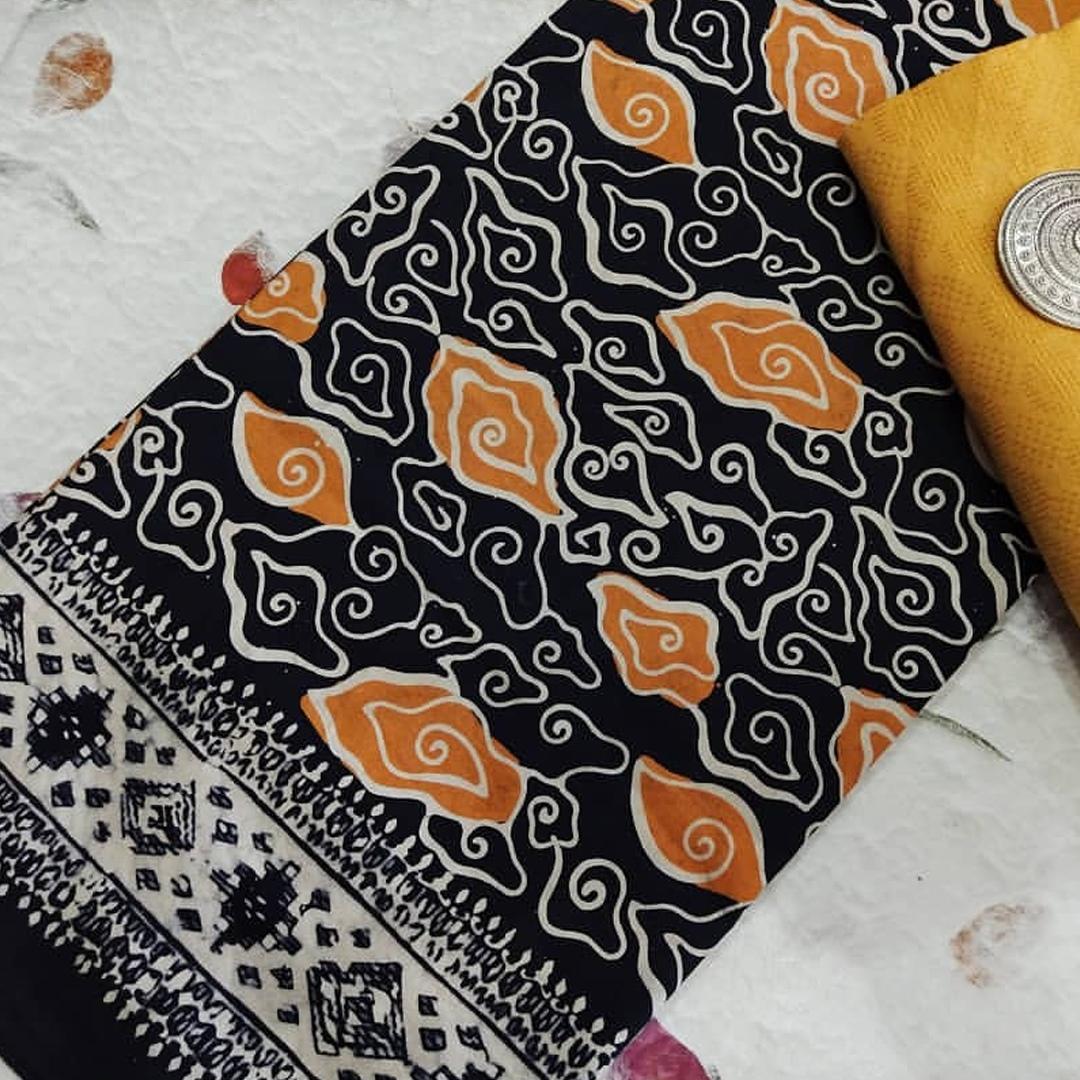 Mengenal Batik Mega Mendung Khas Cirebon