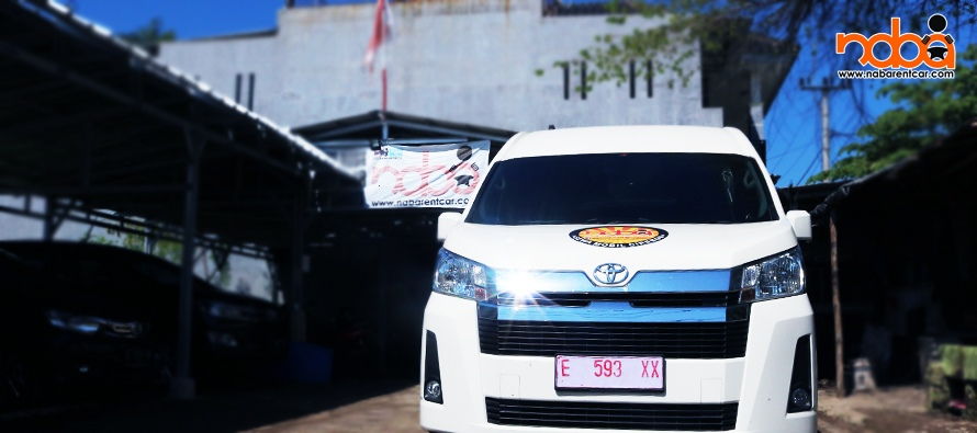 Sewa Mobil Hiace Cirebon Untuk Liburan yang Lebih Nyaman