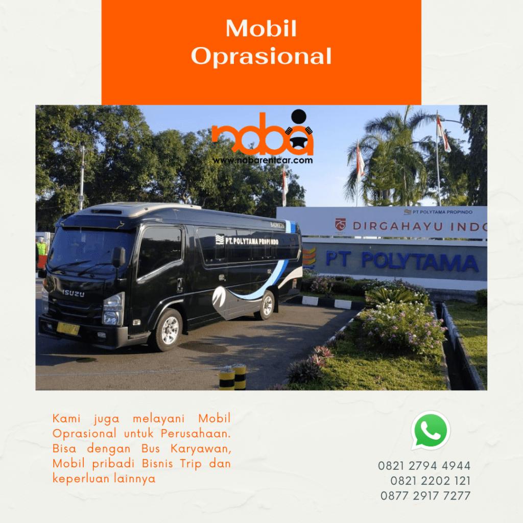 mobil oprasional