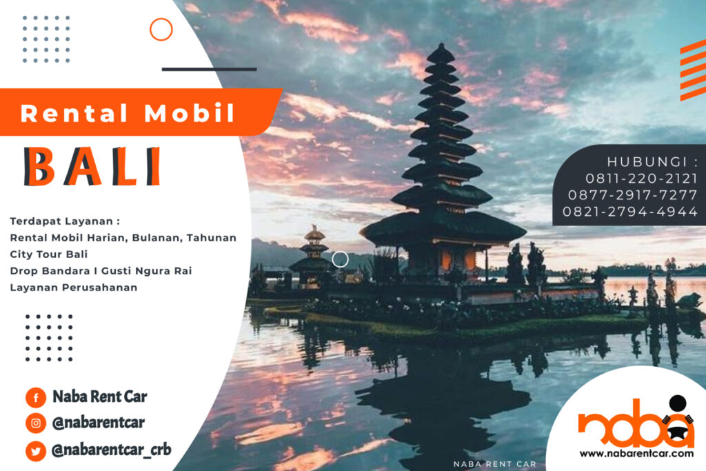 rental mobil Bali