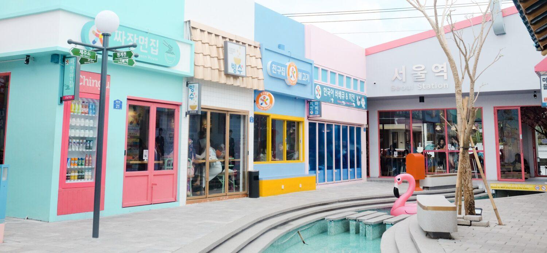 Little Seoul Tempat wisata di bandung