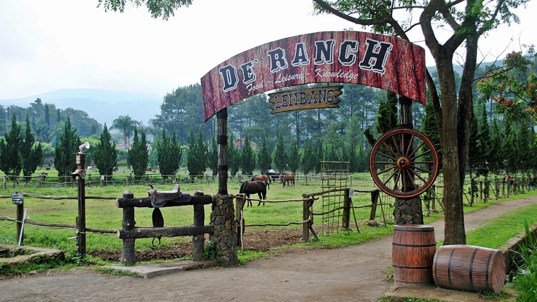 de ranch sewa hiace bandung