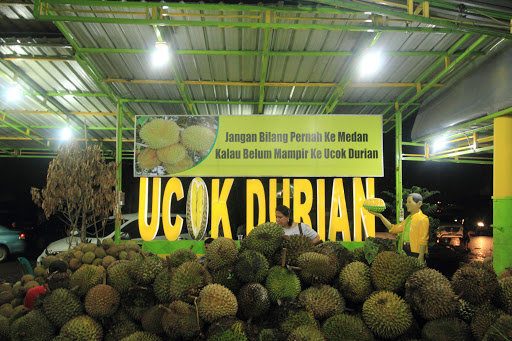 Kedai Ucok Durian - wisata kuliner medan