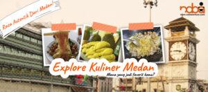 Read more about the article Explore Wisata Kuliner Medan Yukk!
