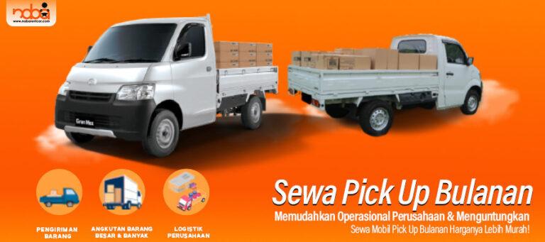 Read more about the article Sewa Mobil Pick Up Bulanan Perusahaan